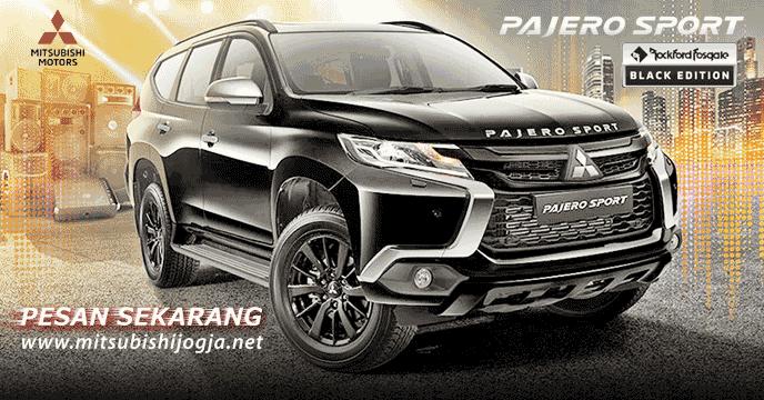 Harga Promo New Pajero Sport Jogja Februari 2021 Kredit Murah Dp Rp 70 Jutaan