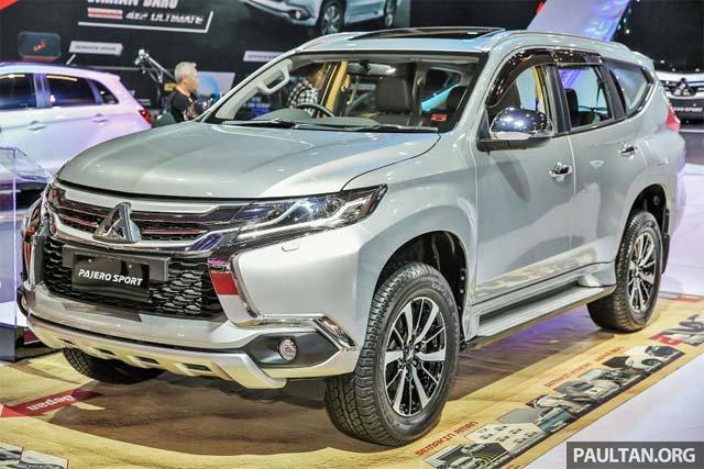 Jual Mobil Mitsubishi Pajero Sport 2018 Dakar 2.4 di Jawa ...